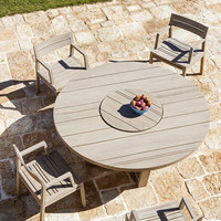Costes Round Dining Table