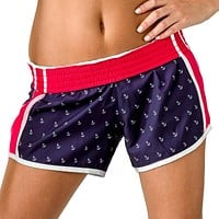 """Drop Anchor"" Shorts"