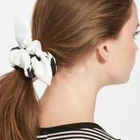 MARC BY MARC JACOBS 'Painted Flower' Scrunchie