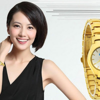 Fashion Dress Quartz Watch Women Ladies Butterfly Rose Gold Silver Luxury Brand Crystal Stainless Steel Wristwatch ( 4 Color ) = 1914125828