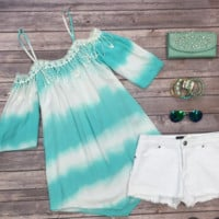 Ocean Dreams Tunic Top