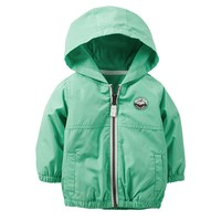 Carter's Poplin Windbreaker Jacket - Baby Boy, Size: