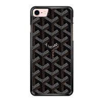 Goyard Black iPhone 7 Case