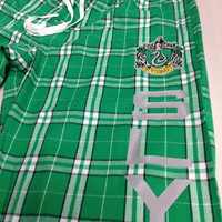 SALE Ladies Small Slytherin Flannel Pant