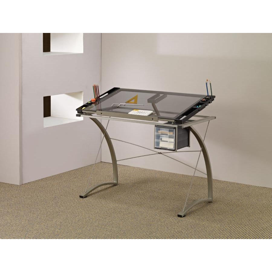 Image of Drafting Desk by Coaster