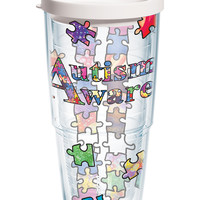 Autism Aware Wrap with Lid   24oz Tumbler   Tervis®