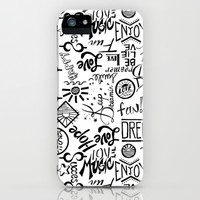 Be Happy iPhone & iPod Case by DejaLiyah | Society6