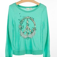 Miss Me Embellished Thermal Top