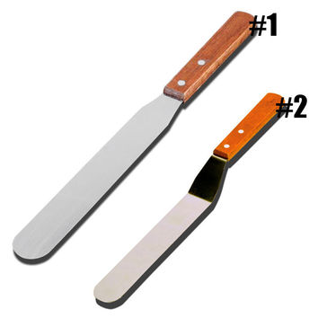 6/8/10inch Stainless Steel Spatula