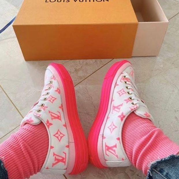 Image of Louis Vuitton LV New travel casual shoes