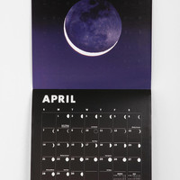 Lunar Wall Calendar By Universe Publishing