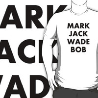 MARK|JACK|WADE|BOB Youtubers by forged
