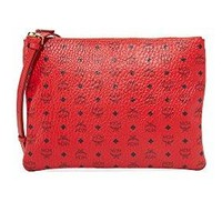 MCM Women's Medium Cross Body Pouch