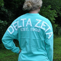 Spirit Jerseys are here! Choose your color and whatever text you want on the back!