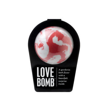 Love Bomb, Bath Bomb, Bath Fizzer, Bath Fizzie, Da Bomb, Bath and Body, Love, Surprise Inside