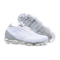 Nike Air VaporMax 2019 Flyknit 3.0 White Grey