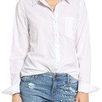 BP. Cotton Blend Button Down Shirt | Nordstrom