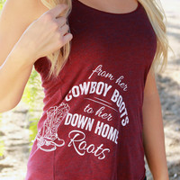 She's Country | Women's Tank Top