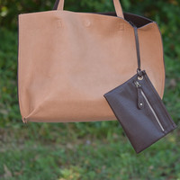 Double Play Reversible Tote