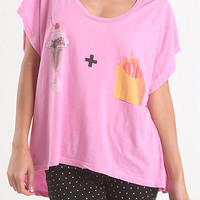 Local Celebrity Fries And Shake Joplin Tee at PacSun.com