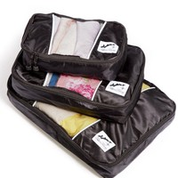 3 Piece Travel Organizing Cube Set