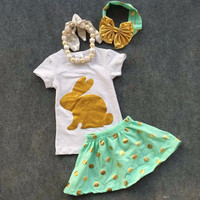 Baby Girls Easter outfit