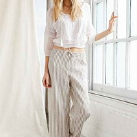 Urban Renewal Remade Linen Stripe Pull-On