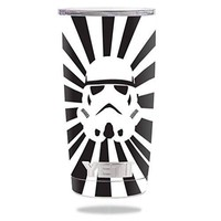 Protective Vinyl Skin Decal for YETI 20 oz Rambler Tumbler wrap cover sticker skins Storm Trooper DECAL ONLY