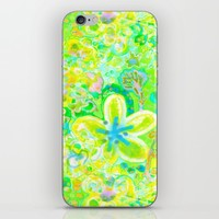 Sunny Summer Batik iPhone & iPod Skin by RokinRonda | Society6