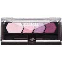 Maybelline New York Eye Studio Color Plush Silk Eyeshadow, Legendary Lilac 110, 0.09 Ounce