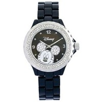 Disney Crystal Accent Mickey Watch
