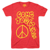 """""""Come Together"""" Tee"""
