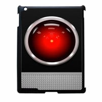 Hal 9000 Hello Dave iPad 3 Case
