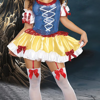 Princess Snow White Costume Set