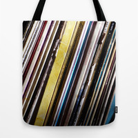 My life is a song Tote Bag by Olivier P.