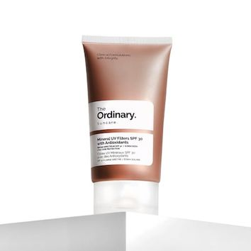 Mineral UV Filters SPF 30 with Antioxidants - The Ordinary | Sephora