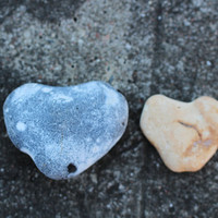 North Sea Beach Hearts Sea Stone Hearts Beach Rock Hearts Valentine's Day