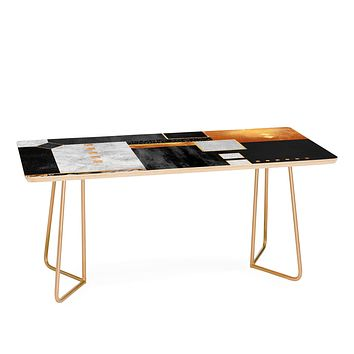 Elisabeth Fredriksson Construction Coffee Table