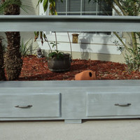 Console Table, TV Stand, Entry Display Shelf, FarmHouse Sofa Table