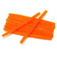 Kenny's Juicy Licorice Twists - Peach: 12LB Case