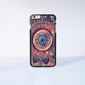 """Mandala  Plastic Phone Case For iPhone iPhone 6 Plus (5.5"""") More Case Style Can Be Selected"""