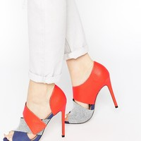 ASOS PACIFIC CITY High Heels with Peep Toe