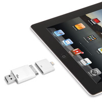The Only Read And Write iPad Flash Drive (16 GB) - Hammacher Schlemmer