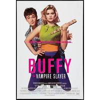 Buffy The Vampire Slayer poster 27inx40in Reprint