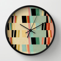 almost there Wall Clock by SpinL