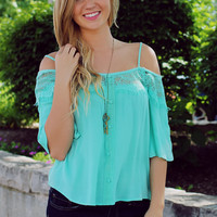 Saltwater Melody Top