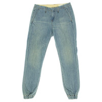 Rag &  Bone Womens Denim Jogger Jeans