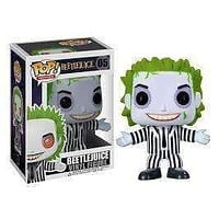 Bettlejuice Pop! Movies Funko Vinyl Figure NIB 05 NIP WB