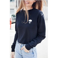 Men and women cotton sweater