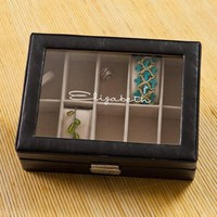 Personalized Women's Jewelry Box